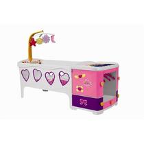 Berço De Boneca Berco Doce Sonho Branco - Magic Toys