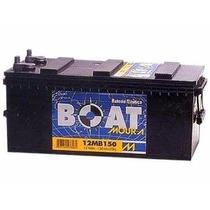 Bateria Moura Boat 150 Ah Especial Para Barcos E Lanchas