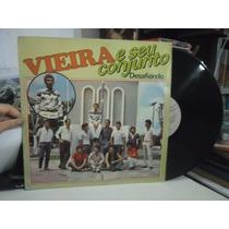 Lp Vieira E Seu Conjunto 1983 - Frete 10,00