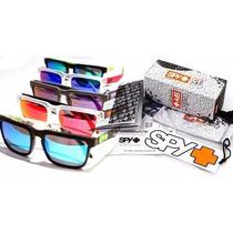 Oculos Spy + Ken Block Helm 43 Varios Modelos Na Caixa
