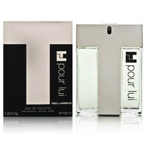 Perfume Ted Lapidus Pour Lui 100ml Masculino Made In France!