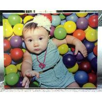 Quadro Foto Tela Canvas Personalizado Com Foto 50cm X 40cm