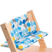 Estofado Tripp Trapp Sil Azul Para Cadeira Trapp Stokke