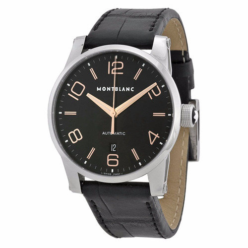 f239f69d2fc Relógio Montblanc Timewalker 101551 - Automático - Original