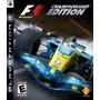 Usado, F1 Championship Edition - Ps3 - Mídia Física comprar usado  Taboão da Serra