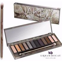 Urban Decay Naked Smoky * Paleta De Sombras Frete Gratis!