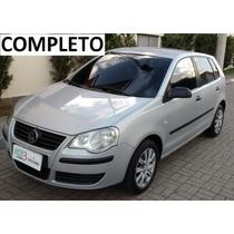 Polo Hatch 1.6 Completo, Excelente Estado E Bx Km