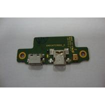 Placa Jack Carga E Micro Usb Hdmi Motorola Xoom2 Mz616