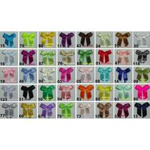 Lacinho E Laços De Cetim Decorativos - 100 Unidades Kilaços