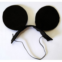 Orelhas Do Mickey - Acessórios - Fantasias - Para Bebê