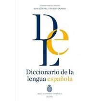 Diccionario De La Lengua Española 2 Tomos De Real Academia