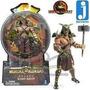 Mortal Kombat 9 Shao Kahn 6 Polegadas Mk9 Jazwares Rarissimo