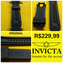 Pulseira Invicta S1 1506/15007/1508/1509/1510/1511 Original.