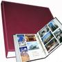 Álbum Jumbo, Sóbrio, 34x34cm P/ 400 Fotos 10x15 Cm - Luxo