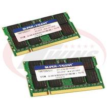 Kit Memória 4 Gb 667 (2x2) Ddr2 Mac Apple Macmemory - Nova!