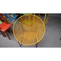 String Cadeira Macarrão Várias Cores Designer Nova