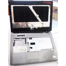 Carcaça Notebook Semp Toshiba Sti Is 1414 Is1414 Bom Estado