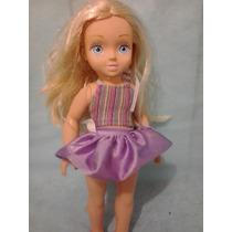 Boneca Rapunzel Bailarina Cotiplas