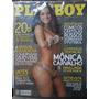 Revista Playboy Nº 393 Fev/08 . Mônica Carvalho (a)