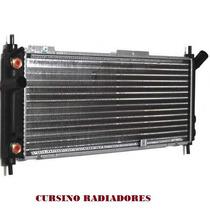 Radiador Corsa / Tigra 1.0/1.4/ 1.6 92-02 C/ar- Automático