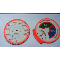 Mostrador De Velocimetro/marcador Titan 150 Esd C/ Odometro