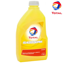 Aditivo Para Radiador Glacelf Supra Amarelo Concentrado 1 Lt