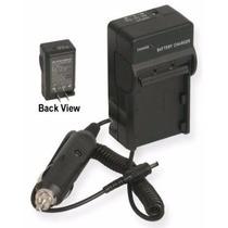 Carregador P/ Sony Cybershot Dslr-a380y Dslr-a330 Dslr-a330l