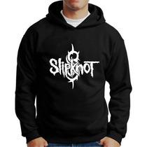 Moletom Slipknot Blusa Slipknot Casaco Banda Rock Slipknot