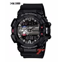 Relogio Casio Gba-400-1adr Gba400 G-shock Bluetooth G