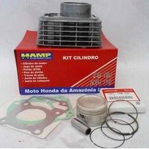 Kit Cilindro Motor Hamp Titan/nxr150 Bros 150 Original Honda