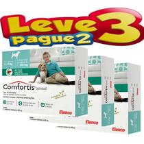 Anti Pulgas Comfortis 9kg A 18 Kg - Leve 3 Pague 2