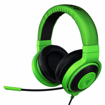 Headset Gamer Razer Kraken Pro Preto Fone Com Microfone
