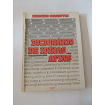 Livro Dicionário De Idéias Afins Herminio Sargentim