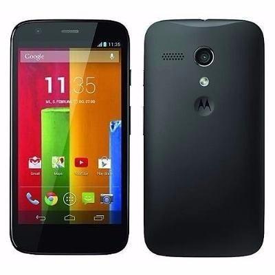 Motorola Moto G1 1 Chip 16gb Original+brind N.f Frete Gratis