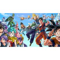Episódios Dragon Ball Clássico + Z + Gt + Filmes