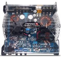 Modulo Amplificador Stetsom Vs650.1 Vision 650w Rms Digital