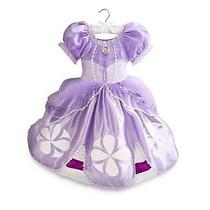 Vestido Princesa Sofia Original Disney P/entrega