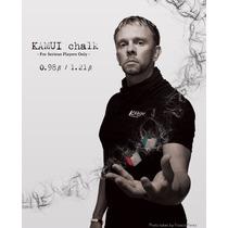Giz Kamui Bilhar / Sinuca /snooker Original Japão Chalk 0.98