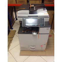 Impressora Multifuncional Colorido Ricoh Mp C3003 Nova