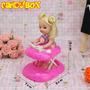 Andador + Bebezinho ( Kelly Bebê ) Para Boneca Barbie