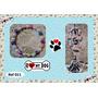 Colar Pet Pérolas + Placa De Identificação Compre 1 Leve 2