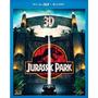 Blu-ray 3d + 2d Jurassic Park - Original - Dub/leg (lacrado)