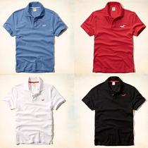 Camisas Polo Hollister Originais Á Pronta Entrega