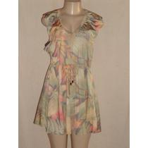 Vestido Casual Cassia Mallmann Ref 984-85-86
