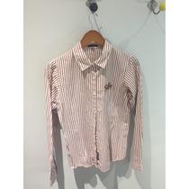 Camisa Listras Us Polo Original - Nova \o/