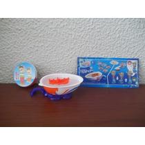 E8 Miniatura Kinder Joy - Jogo Com Barco - Tr305