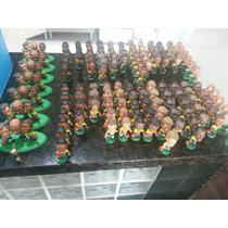Coleção Mini Craques Coca Cola.avulsos. Trio + Jogadores.