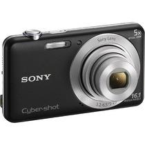 Câmera Digital Cyber-shot 16.1mp Hd Zom Dsc-w710 Sony