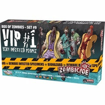 Zombidide - Very Infected People - Vip 1 - Set #9