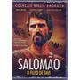 Dvd Salomão - Coleção Bíblia Sagrada | Filme Dublado